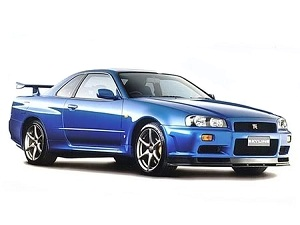 nissan r34 skyline import parts
