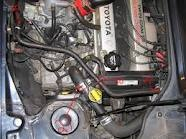 Toyota Corolla 4AGZE Supercharged Engine Big Port