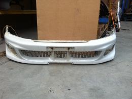 Mitsubishi VR4 Galant EC5A Front Bumper Bar
