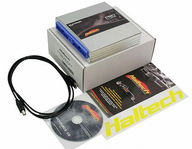Haltech Platinum Pro R34 GTR Plug In Ecu Kit
