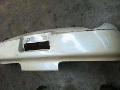 Toyota JZZ30 & UZZ30 Soarer Rear Bumper Bar