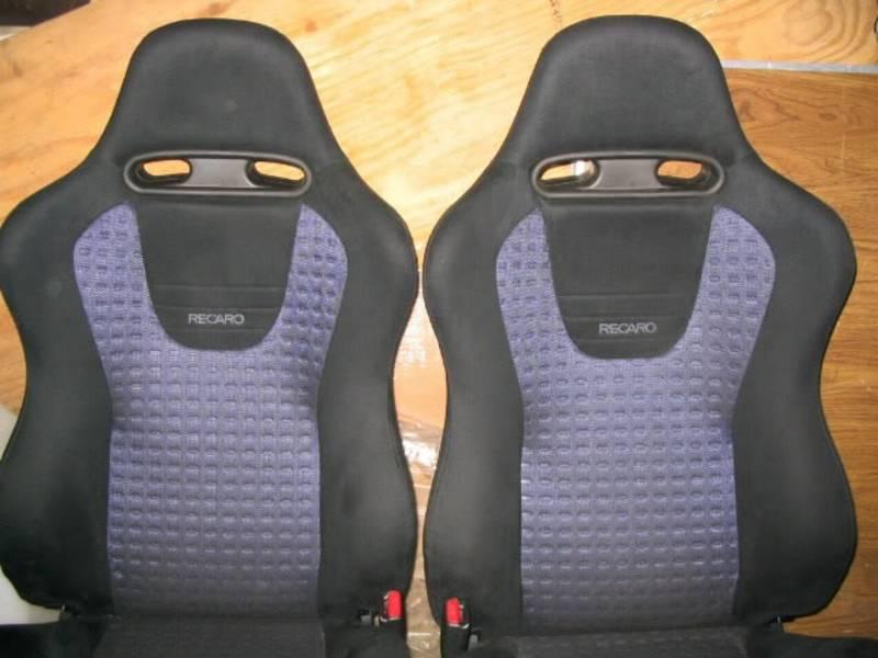 Mitsubishi VR4 Legnum Galant Factory Recaro Seats