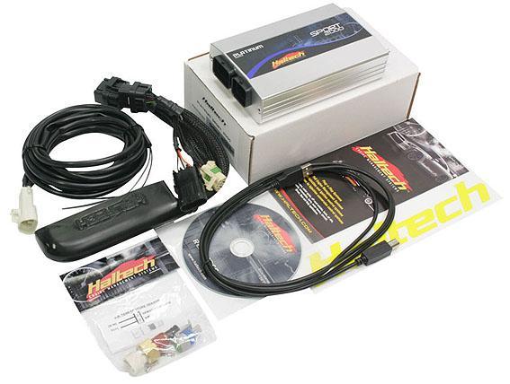 Haltech Platinum PS2000 Patch Loom Ecu Kit - Skyline R32-R33 GTS GTR/300ZX Z32