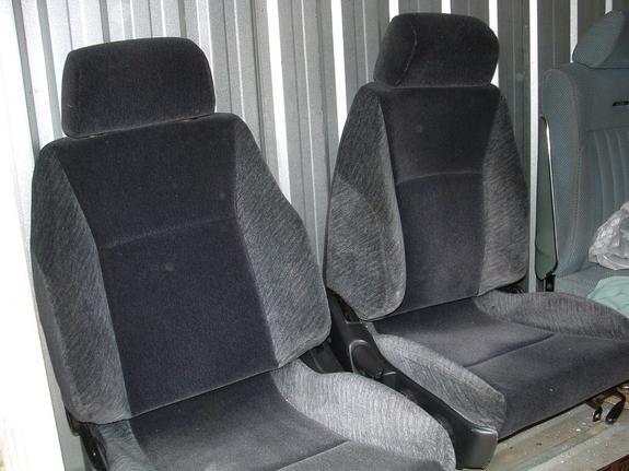 Nissan R33 Skyline Series 1 Front Seats