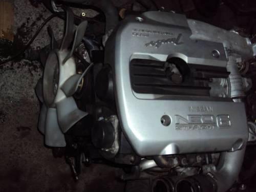 Nissan Skyline R34 RB25DET Complete Engine & 5sp Gearbox Package