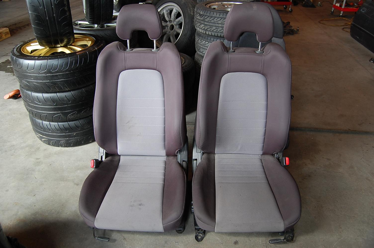 Nissan R34 Skyline Front & Rear Seats