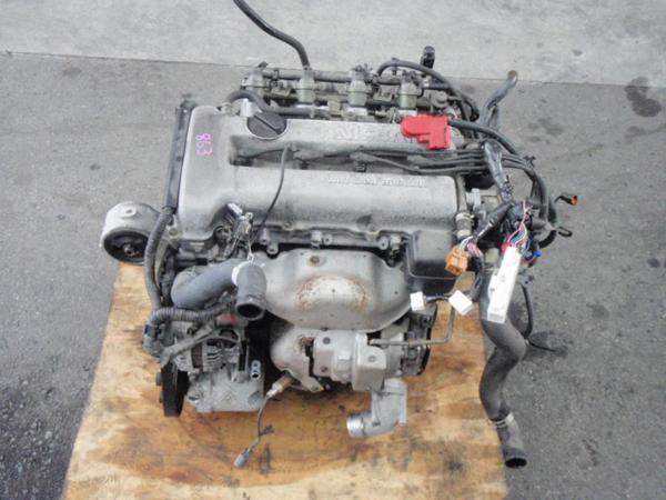 Nissan W10 Avenir SR20DET Front Wheel Drive Engine