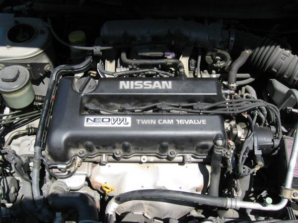 Nissan P11 Primera SR20VE VVL Engine