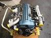 Toyota JZA80 Supra 2JZGTE Engine