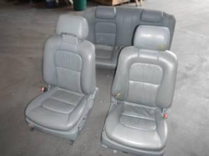 Toyota Soarer Front & Rear Seats