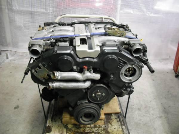 Nissan Z32 300zx VG30DE Engine
