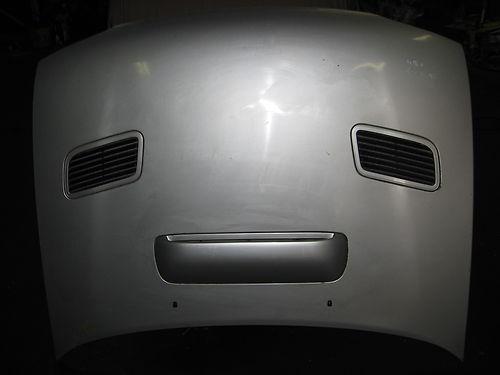 Subaru WRX GC8 STI Zenki Bonnet