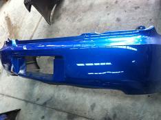 Subaru WRX GDB STI Rear Bumper Bar