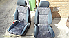 Nissan R33 Skyline Series 2 Front Seats