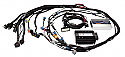 Haltech Platinum PS2000 2JZ Fully Terminated Harness- CDI , inc M&W 6 wire CDI unit. ECU Kit