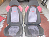 Subaru GC8 WRX STI Front Rear Seats