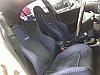 Mitsubishi Lancer Evo 6 CP9A Recaro Seats