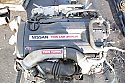 Nissan R33 Skyline GTR RB26DETT Engine