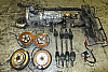 Subaru WRX GDB STI 6 Speed Gearbox Conversion Kit