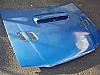 Subaru WRX STI GC8 Kouki Bonnet