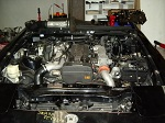 supra jza70 r154 gearbox 1jz turbo engine half cut