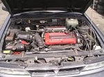 vr4 e39a galant 4g63 turbo half cut