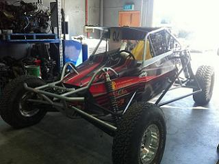 offroad race buggy
